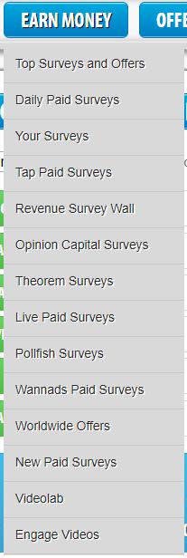 menu encuestas superpayme