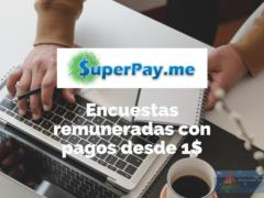 ganar dinero encuestas superpayme