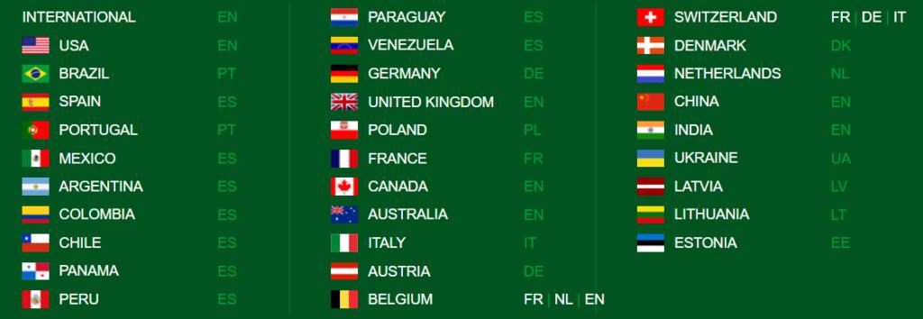 en que paises se utiliza greenpantera