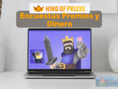 king of prizes ganar donero